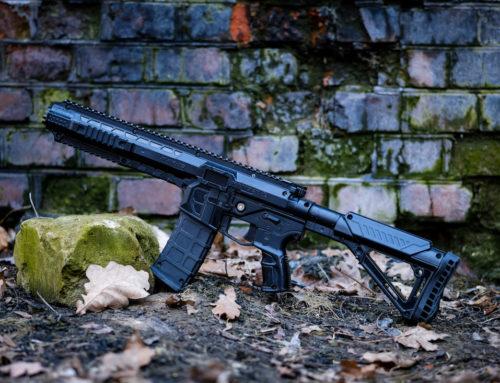 Karabin AK-15 Warrior, AR-15 Ranger oraz karabin AK-12 z optyką parallax